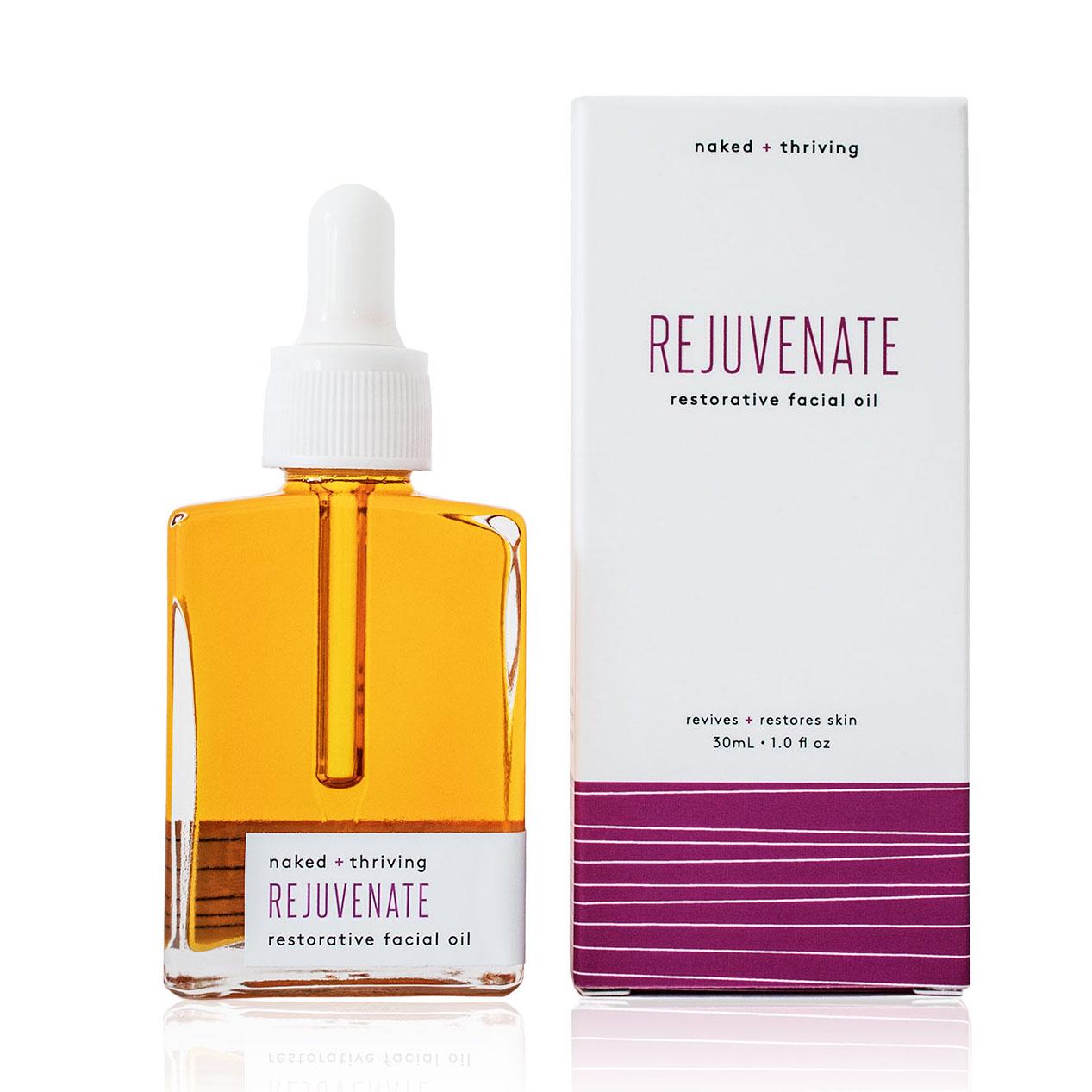 rejuvenate restorative facial oil