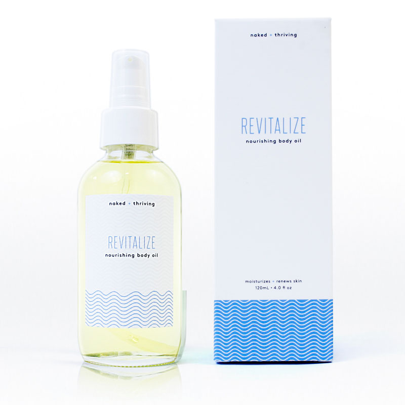 revitalize nourishing body oil (travel-size)